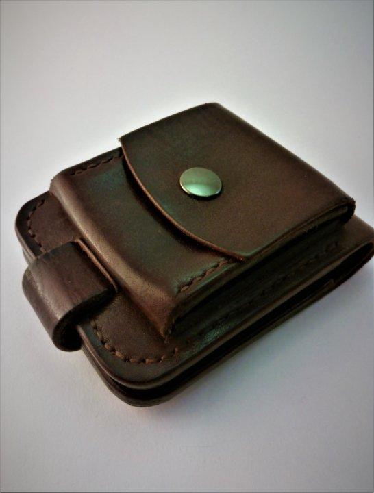 855a6251471a мужской кошелек натуральная кожа ручная работа купить в москве