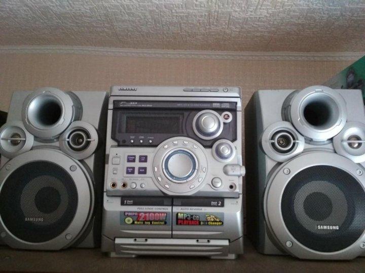 cee8a2c5e717 Музыкальный центр samsung max zb550 – купить в Курске, цена 3 000 ...