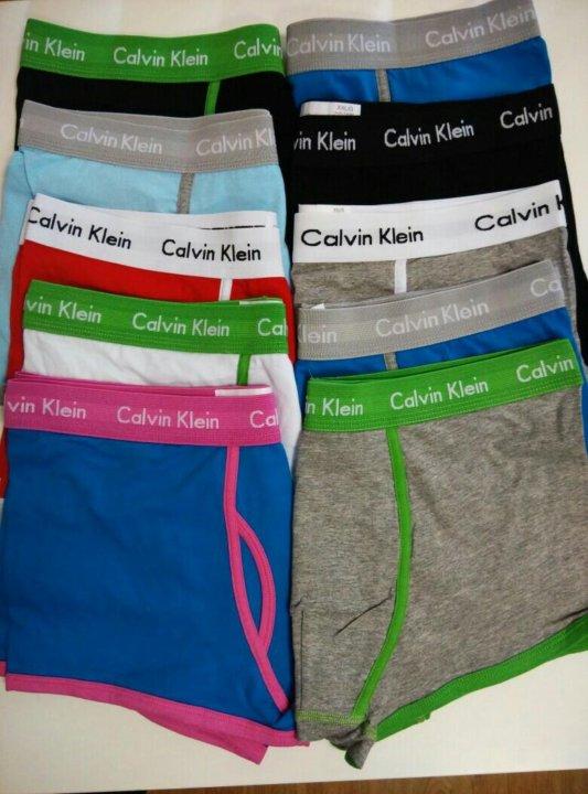 Трусы Calvin Klein хлопок – купить в Краснодаре, цена 200 руб., дата ... 09f0d36617c