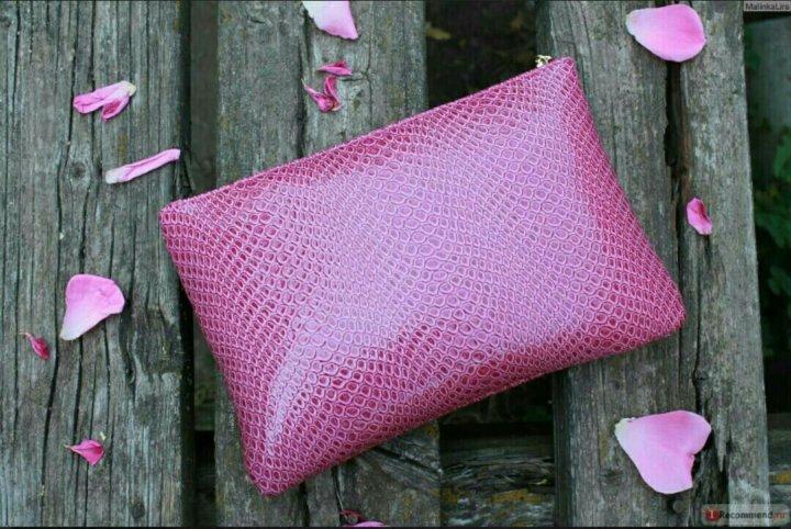 Розовая косметичка эйвон купить в косметику в корее