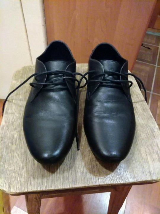 e2947572e Туфли мужские, кожаные – купить в Ростове-на-Дону, цена 1 000 руб ...