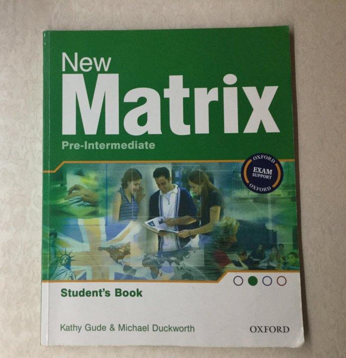 Решебник new matrix upper-intermediate