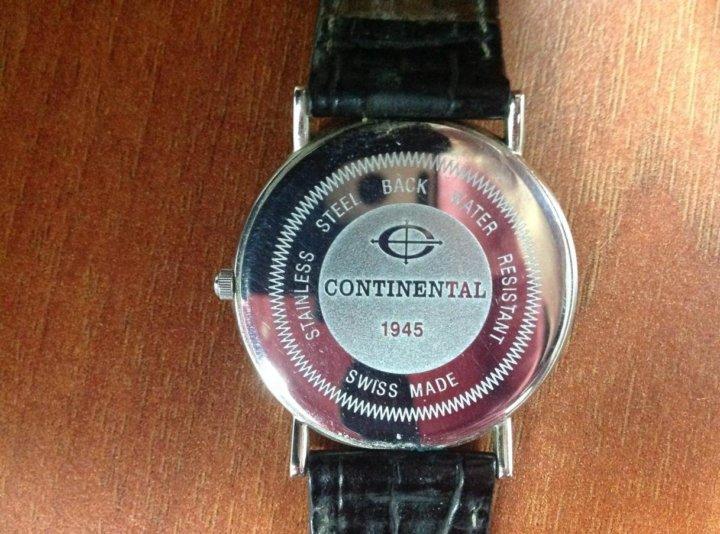 e4ab22e4b114 Москва. Наручные часы continental (швейцария) мужские б у. Фото 4. Москва.