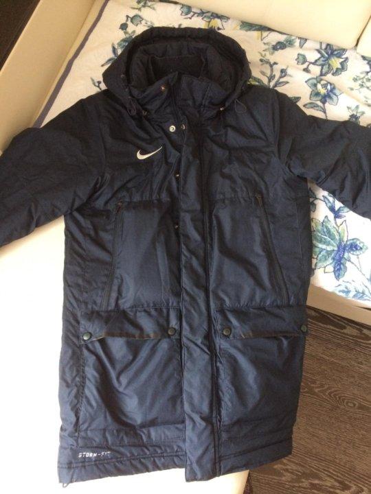 d70d3e68 Куртка зимняя Nike Storm Fit – купить в Омске, цена 3 000 руб ...