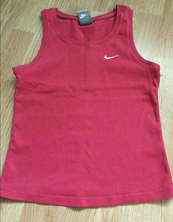 0684ba34 Спортивная майка Nike – купить в Оренбурге, цена 450 руб., дата ...