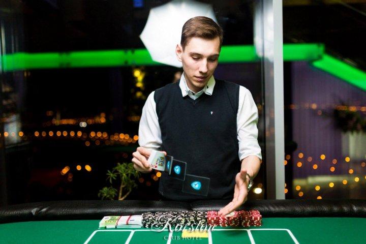покер с компом онлайн