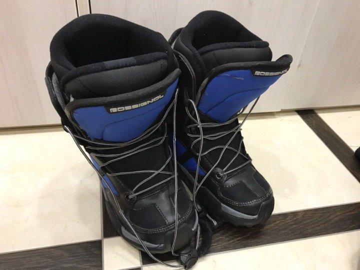 Детские сноубордические ботинки rossignol . 21 см. Фото 1. Щербинка. ... e669fc91f2a