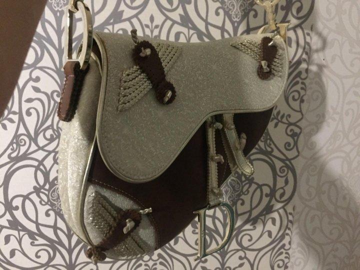 b5aa58254d3a Сумка седло (saddle bag dior) винтажная. Оригинал. – купить в Москве ...