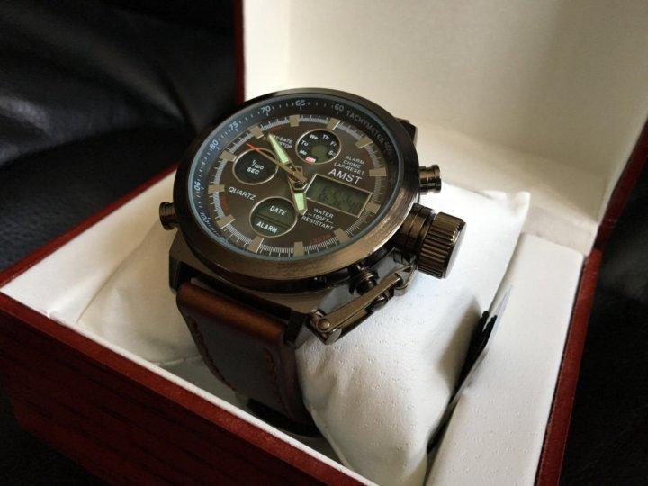Мужские наручные часы в Челябинске