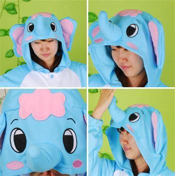 Кигуруми пижама Слон Южная Корея – купить в Москве 58858cdf5a5ca