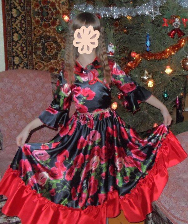 новогодний костюм цыганочки фото подобрать самые