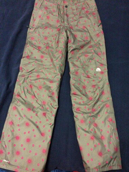 75d99fe1 Сноубордические горнолыжные штаны NIKE ACG