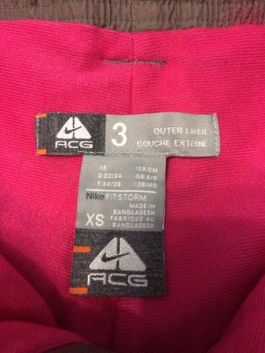 512cc50a Лобня. Сноубордические горнолыжные штаны nike acg. Фото 3.