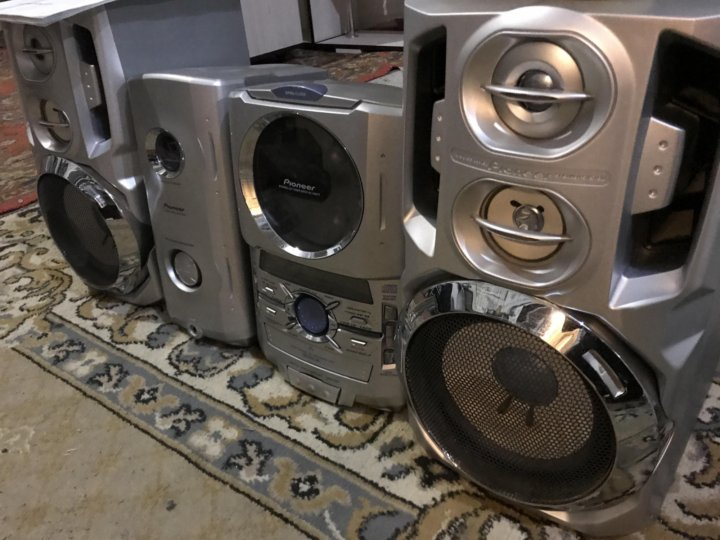 eb65d950528a Музыкальный центр pioneer – купить в Ростове-на-Дону, цена 3 000 руб ...
