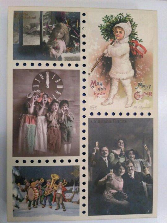 Поздравление, книга рождественское чудо старинные открытки и иллюстрации