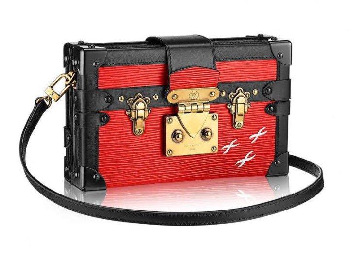 cf3ba8b4f9d1 сумка сундучок louis vuitton – купить в Краснодаре, цена 3 500 руб ...