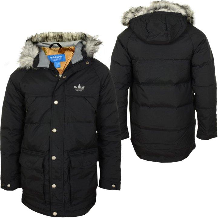 c13250fd Куртка парка Adidas Originals ТОЛЬКО СЕГОДНЯ ОТДАМ – купить в Санкт ...