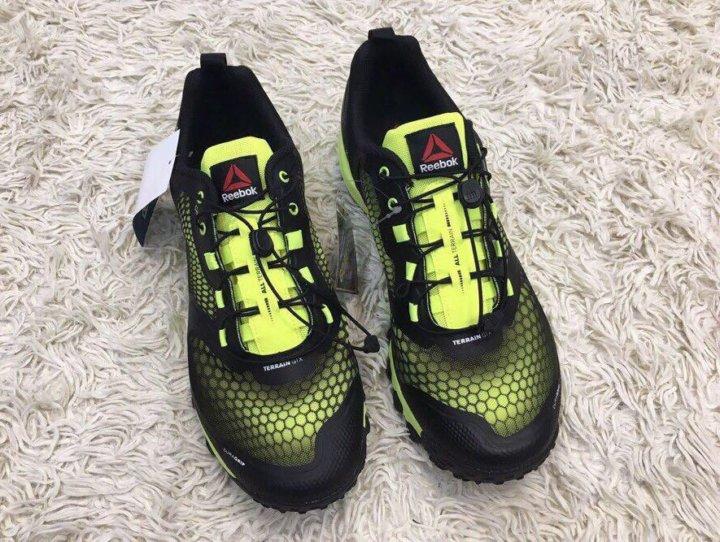 Новые мужские демисезонные кроссовки Reebok! – купить в Ижевске ... c714333c02f