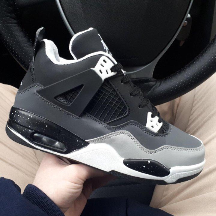 bc1f2431391b Зимние кроссовки Nike Air Jordan 4 Retro Fear – купить в Перми, цена ...