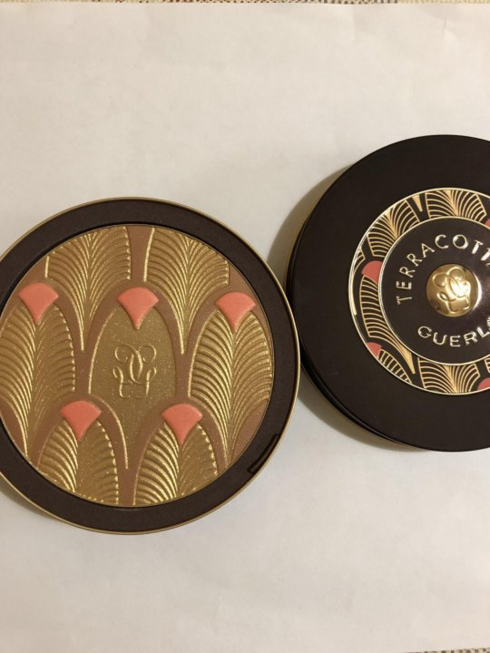 Guerlain Terracotta Chic Tropic – купить в Москве, цена 2 ...