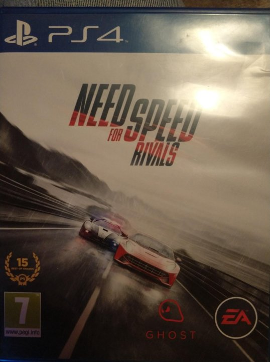 Shining OST Need for Speed Rivals X Ambassadors