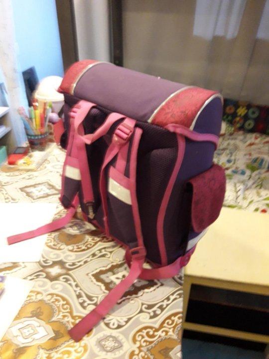 f50df8ed062c Ранец Портфель рюкзак школьный для девочки – купить в Жуковском ...