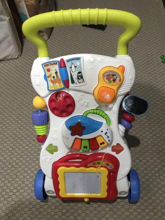5c6843a2f6a5 Каталка-ходунки Happy Baby JUNIOR – купить в Казани, цена 1 000 руб ...
