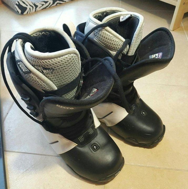 Сноуборд Santa Cruz ботинки Vans крепления Burton – купить в Москве ... 1f4005adce2