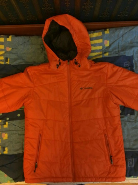 Куртка зимняя мужская columbia omni-heat – купить в Москве, цена 3 ... ef4862559ef