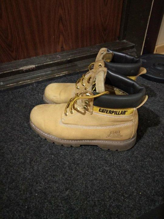 631bf6334 Ботинки Caterpillar – купить в Санкт-Петербурге, цена 2 000 руб ...
