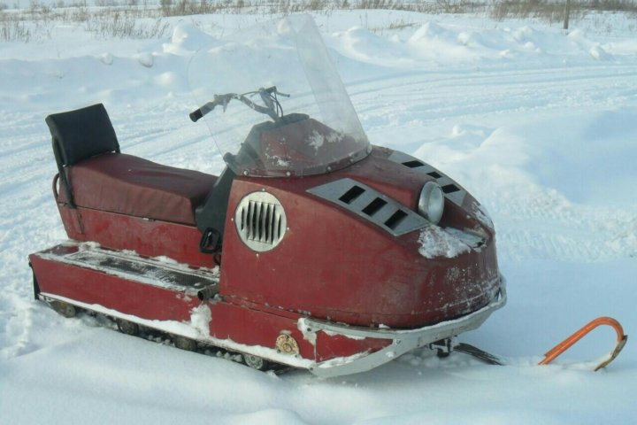 снегоход буран бу купить