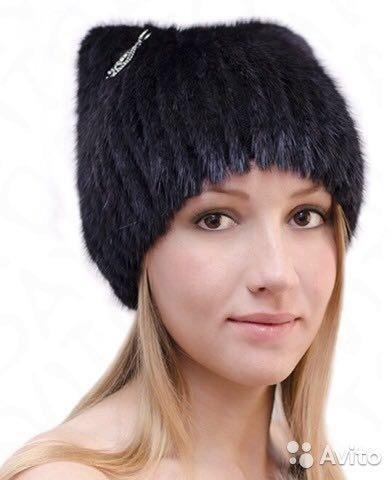 норковая шапка с ушками купить в москве цена 1 900 руб продано
