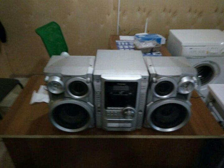 Продам музыкальный центр Panasonic – купить в Красноярске, цена 3 ... 66c7e4eef5c