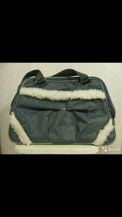 cba8cabc96a2 Dogman сумка-переноска модельная № 7М, зима – купить в Москве, цена ...