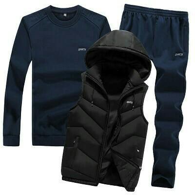 Мужской спортивный костюм тройка – купить в Владивостоке, цена 3 900 ... 2ee89172b95