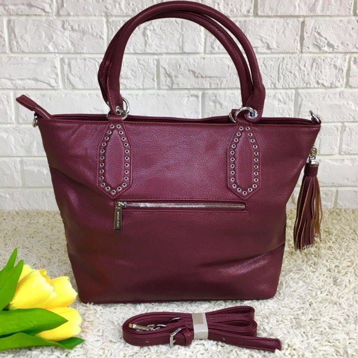 24d81f2f44dc Женская сумка Michael Kors – купить в Барнауле, цена 2 290 руб ...