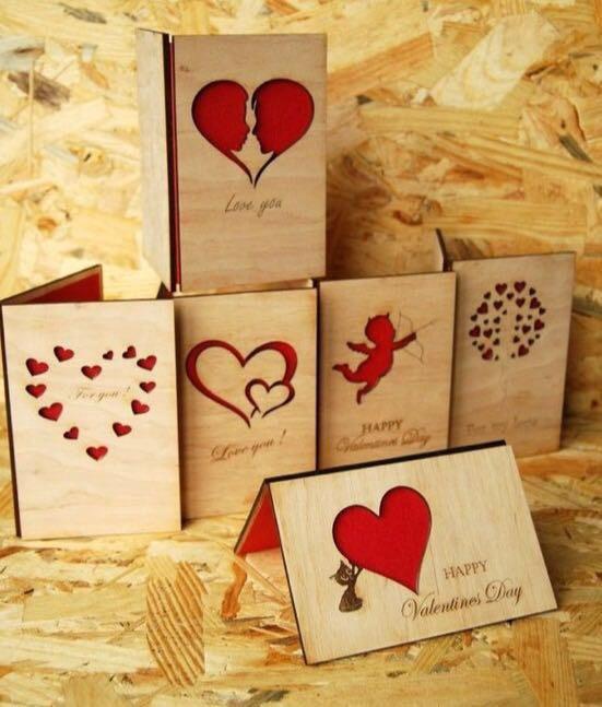 Сделать открытку из фанеры, красивые поздравительные открытки