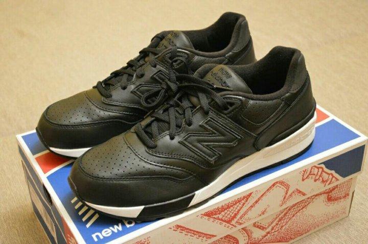 3b5f9da17 Кожаные кроссовки New Balance (новые, оригинал)