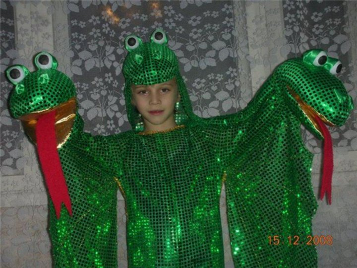 костюм змея горыныча фото здоровья