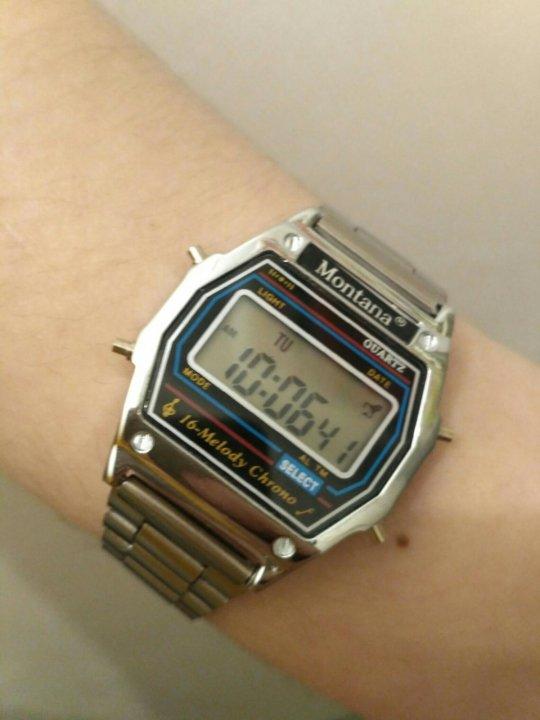 5d1c6422 Легендарные часы Монтана (Montana) – купить в Санкт-Петербурге, цена ...