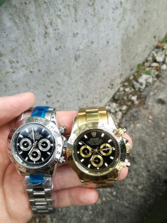 fbe43960d2a5 Мужские часы rolex daytona из сериала Физрук – купить в Москве, цена ...