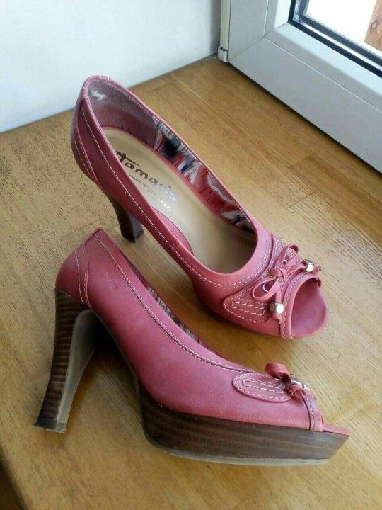 Туфли tamaris – купить в Уфе, цена 500 руб., дата размещения  10.12 ... bfe26b2e635