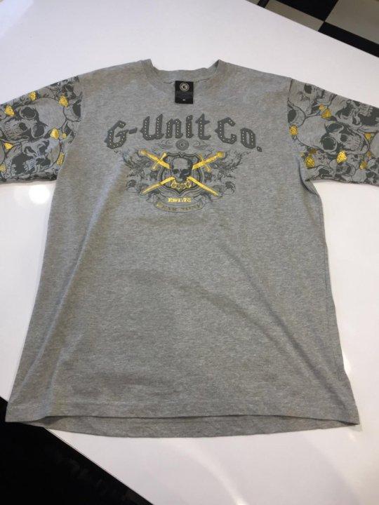 1c28975b9d62 Мужская футболка G-unit. Оригинал. – купить в Москве, цена 2 500 руб ...