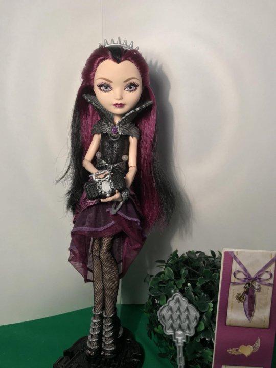 Картинки кукла рейвен квин перевыпуск