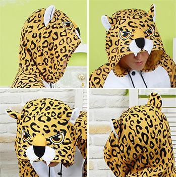 Кигуруми Леопард коричневый Южная Корея – купить в Москве bf1bd2b8e44ba