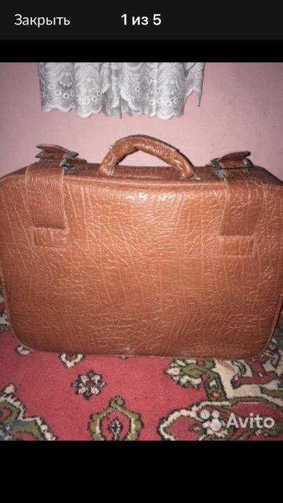 7404b7bbd401 Старинные чемоданы – купить в Казани, цена 300 руб., дата размещения ...