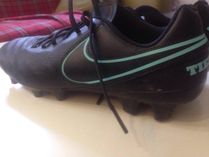 8aa7b4a7 Бутсы футбольные Nike tiempo размер 37-38 (40 eur) – купить в Санкт ...