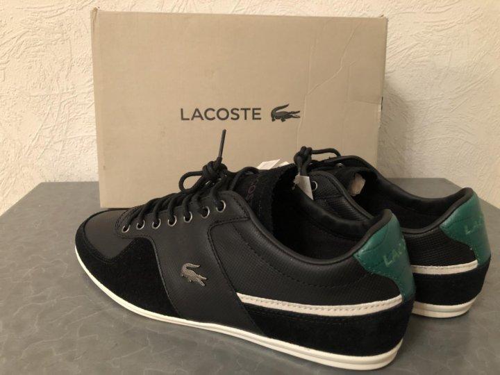 4283df0e88ce Обувь Lacoste, новая, оригинал – купить в Москве, цена 6 000 руб ...