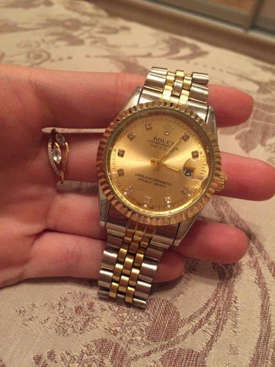 Купить наручные часы мужские rolex по низкой цене в саратове.