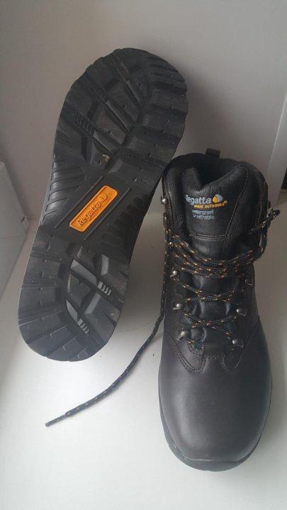 28ebc3463 Мужские ботинки Regatta 42,5-43 р-р – купить в Санкт-Петербурге ...